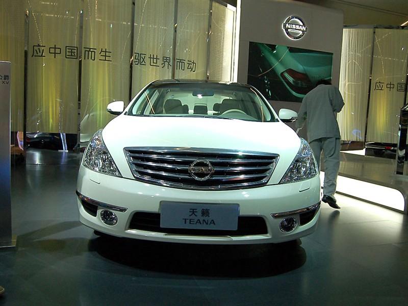 东风日产,天籁,2008款 公爵 3.5L XV VIP至尊版,活动实拍图片高清图片