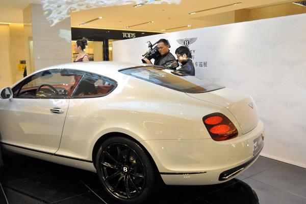 汽车团购 长沙汽车团购 卓尔演绎,极致宾利欧陆超级跑车 历经高清图片