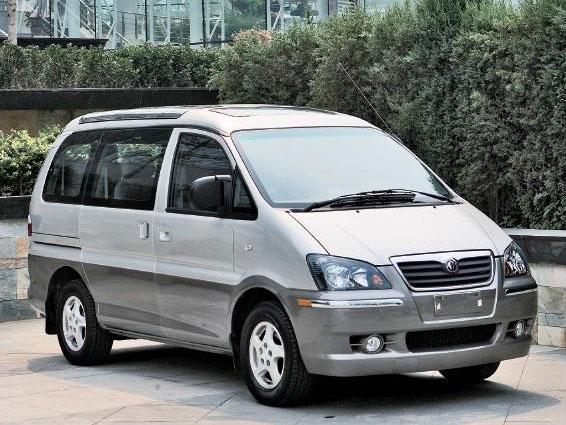东风风行汽车2010款菱智qa 舒适版 带天窗高清图片