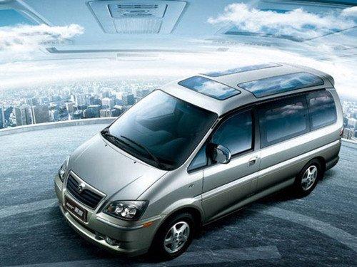 东风风行汽车2010款菱智 柴油标准版 7 9 11座高清图片