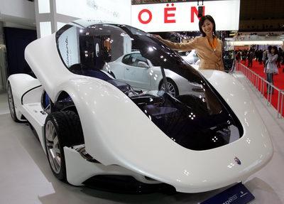 马塞拉蒂汽车厂生产的概念车