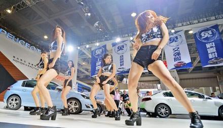 2015湖南车展